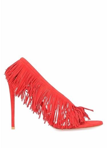 Aquazzura Sandalet Kırmızı